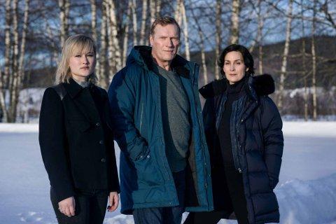 NOMINERT: Krimserien Wisting ble nylig nominert til Edgar-prisen.