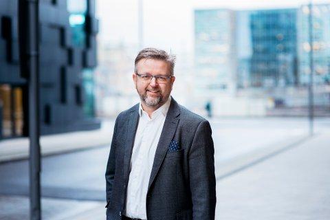 BYRÅLEDER: Carl Fredrik Bø er nyansatt byråleder hos kommunikasjons- og reklamebyrået Artell kommunikasjon AS.