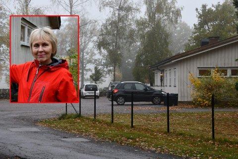 Prest i Søndre Slagen kirke, Lillian Dittmann, sto parkert ved garasjen hjemme i Vestfoldgaten fra tirsdag kveld og til onsdag formiddag. I løpet av denne tiden har noen være inne i bilen hennes.