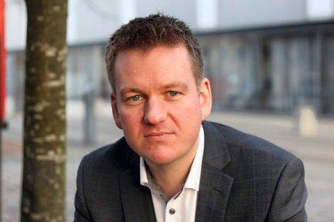 Anders Tyvand gjør comeback som rikspolitiker. Denne gangen som statssekretær for Knut Arild Hareide.