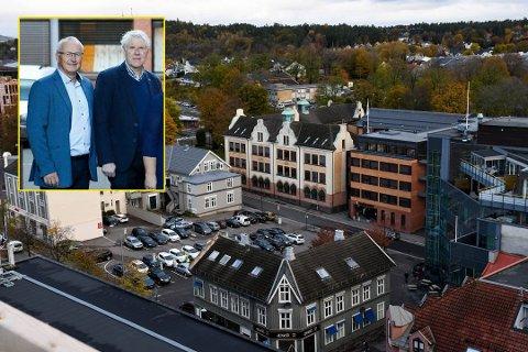 Tidligere Re- og Tønsberg-rådmenn Trond Wifstad og Geir Viksand tjener begge fortsatt over en million kroner i året.