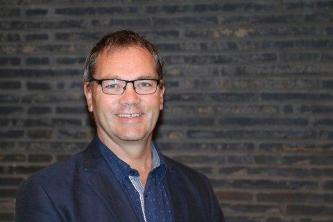 NY LEDER: Eigil Morvik ser frem til å begynne som ny stiftsdirektør i Tunsberg bispedømme
