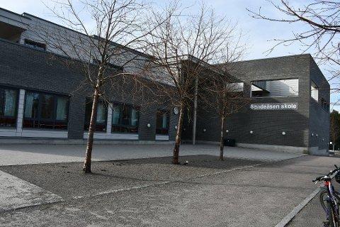Sandeåsen skole er på ny rammet av karantene etter smitte.