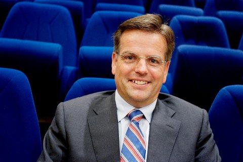 TJENTE MEST I FÆRDER: Martinus Brandal var tidligere sjef i Aker Kværner. (Arkivfoto: Stian Lysberg Solum/NTB)