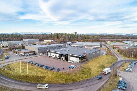 SOLGT: Den gamle Proteinfabrikken gikk til en pris rundt 44 millioner kroner.