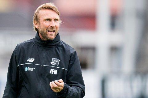 RYKKER FRAM: Jan Frode Nornes blir hovedtrener i Odd.