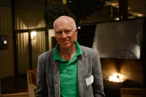 MULIGHETER: Vestfjordforbindelsen kan gi en ny og bedre vei mellom Brunstad og E18, i tillegg til å åpne øyene som marked for handelsnæringen i Sandefjord, mener Richard Fossum (Sp).