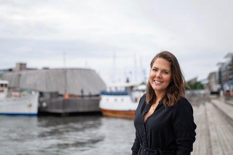 DÅRLIG TIMING: Lene Westgaard-Halle synes ikke noe om at Klimarealistene velger krisetiden vi er for å promotere sitt budskap. De skaper mer utrygghet, mener hun.