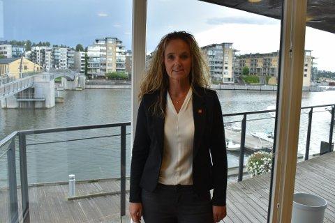 FREMMET FORSLAG: Ellen Eriksen (Frp) mener fylkeskommunen må gå offensivt til verks for å sikre kulturformidlingen også i disse koronatider.