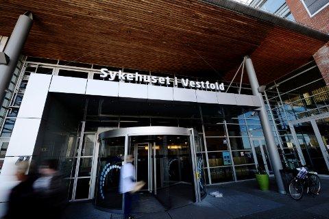 Sykehuset i Vestfold, SiV
