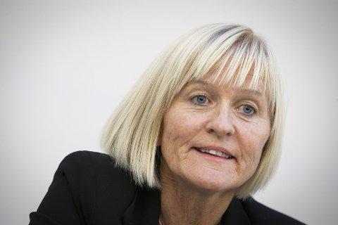 FÅR KJEMPEBETINGELSER: Unio-leder Ragnhild Lied har forhandlet frem svært gode betingelser for medlemmene med Nordea. Foto: Heiko Junge (NTB scanpix)