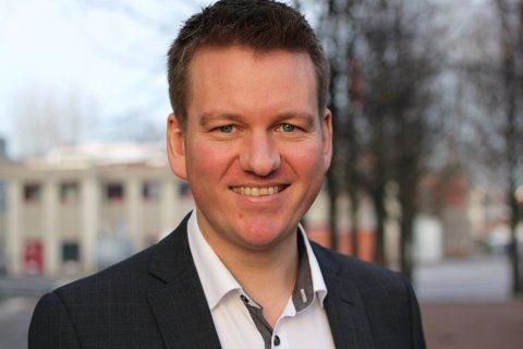 TILBAKE? Anders Tyvand utelukker ikke at han kan stille til valg for KrF i Vestfold igjen neste år hvis han er ønsket av partiet.