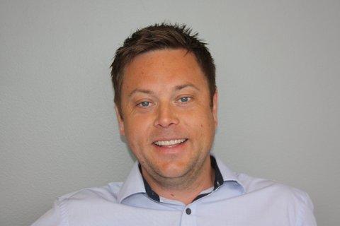 OPTIMIST: Jesper Boberg i Lekolar AS .