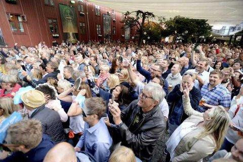 FOYNHAGEN: Når konsertene i Foynhagen går av stabelen, er det stort sett foran et godt fornøyd publikum. Når de ikke gjør det, er imidlertid ikke alle like fornøyde. Eller enige.