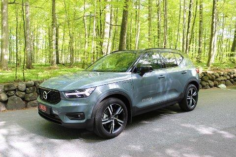 BLIR ELEKTRISK: Volvo XC40 er tidligere kåret til «Årets Bil i Europa». Nå lanseres den norgesvennlige ladehybridutgaven, mens elbilen kommer mot slutten av året.