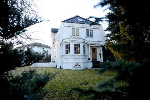 SA NEI: Politikerne i Færder har sagt nei til å omregulere Holmenveien 2A for å åpne for nye boligbygg, og mye tyder også på at et politisk flertall vil si nei til at kommunen kjøper eiendommen.
