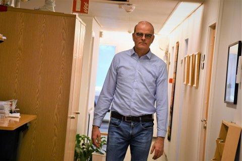 KARANTENE: Ordfører i Færder, Jon Sanness Andersen, kan fortelle at de som pålegges karantene vil bli fulgt opp av kommunen.