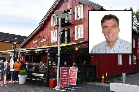 SOLGT: Esmeralda-gården lå til salgs for 49 millioner kroner. Kjøperen er Jan Sigurd Otterlei.