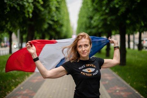 STAS: Regissør Ilze Burkovska Jacobsen vant hovedprisen på den svært prestisjetunge dokumentarfilmfestivalen i Annecy i Frankrike.