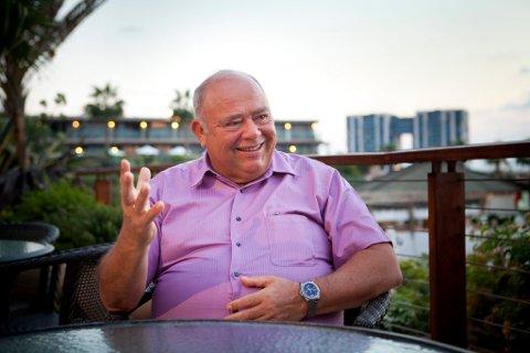 ÅNDELIG LEDER: BCC-forstander Kåre Johan Smith har vært trossamfunnets åndelige leder siden 1996, og bor i Connecticut, USA.