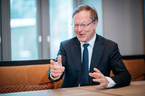 VIL TILBAKE: Morten Steenstrup ønsker plass på Høyres liste i Oslo til stortingsvalget 2021. Nominasjonsmøtet finner sted 30. november.