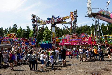 MESSEFESTIVALEN: Neste Messefestival vil tidligst bli arrangert neste år.