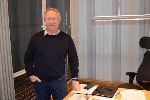 SER FREMOVER: Trainor-sjef Terje Gravdal tror på at virksomheten i Asia skal kunne gå i pluss i årene fremover.