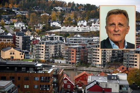 BEKYMRET: Direktør ved NAV Vestfold og Telemark Terje Tønnessen er bekymret for bedriftenes fremtid og for dem som allerede sto utenfor arbeidslivet før pandemien brøt ut.