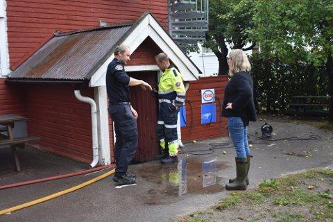 Teie hageby barnehage var blant dem som fikk vann i kjelleren forrige uke.
