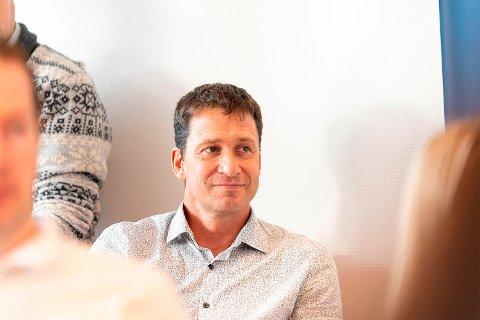 ANSATTE-EID: Håvard Hauge fra Nøtterøy er administrerende direktør i selskapet ItumX AS, som nå eies av egne ansatte