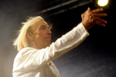 ALDRI GLEMT: Jahn Teigen har en helt spesiell posisjon i norsk underholdningsbransje. Her fra en konsert i 2009.