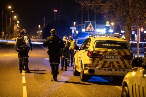 DRAP: Bård Lanes ble skutt og drept på Kilen i 22.00-tiden tirsdag 20. april.