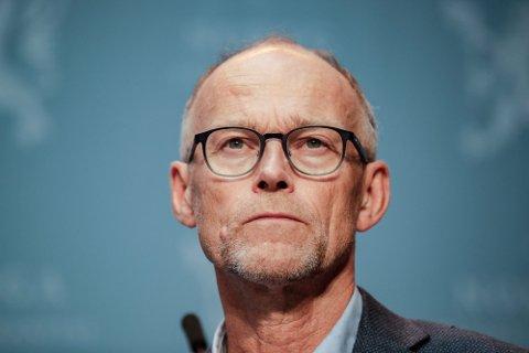 Fagdirektør Frode Forland i Folkehelseinstituttet. Foto: Vidar Ruud (NTB)