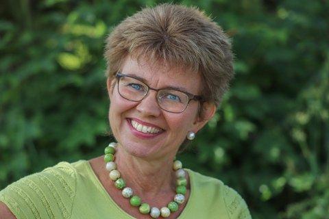 AMBISJONER: Trygve Slagsvold Vedum bør vise seg tydeligere frem som en statsministerkandidat, mener Kathrine Kleveland.