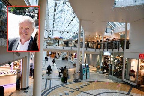 George Harold Fulford er styreleder i selskapet, som nå har bestemt seg for å trekke seg ut av Tønsberg.