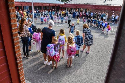 Planleggingsdager sørger for at skolestarten ikke blir før onsdag denne uken.