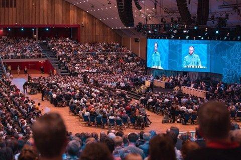 ØNSKET VELKOMMEN: Et knepent flertall i Norges Kristne Råd vedtok onsdag å si ja til Brunstad Christian Church, også kjent som Smiths Venner, som fullverdige medlemmer.