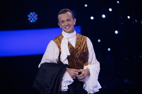 FRA OPERA TIL COUNTRY: Marius Roth Christensen er klar for en ny runde med «Stjernekamp».