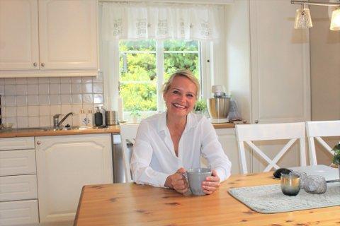 PLANER: Gry Lepsøe bor på Foynland. Nå sikter hun på å gi folk reiseopplevelser i hele Norden.