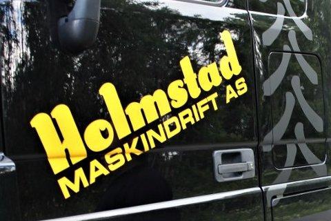 LOVENDE: I 2019 lå det an til en lys framtid for Holmstad Maskindrift AS. Nå er selskapet konkurs.