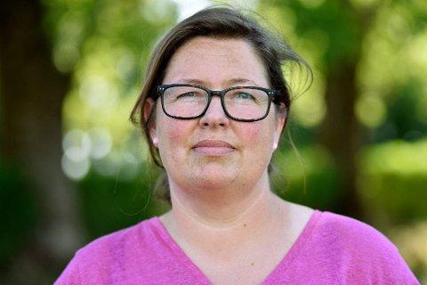 TILTAK: Leder i Oppland Bondelag, Kristina Hegge, sier at landbruket har iverksatt ekstra tiltak for å sikre produksjonen i landbruket.