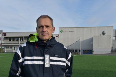 Flemming Bo Christoffersen håper aktiviteten på ØTIP tar seg opp igjen.