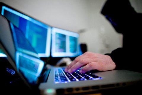 TIDKREVENDE ETTERFORSKNING: Innlandet politidistrikt og Kripos etterforsker dataangrepet mot Østre Toten kommune. Foreløpig er ingen siktet. NTB/ILLUSTRASJONSFOTO