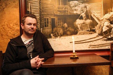 DIGITAL AKSJON: Knut Anders Sørum er blant bidragsyterne under Kirkens Nødhjelps Fasteaksjon. ARKIV