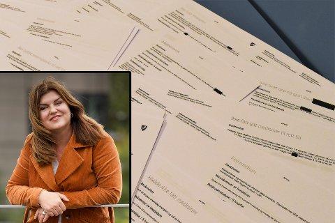 EKSPERT: Advokat Birthe Maria Eriksen har doktorgrad i varsling.