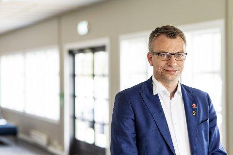 FrP-politiker Terje Settenøy var i landstyremøtet hvor Siv Jensen varslet sin avgang.