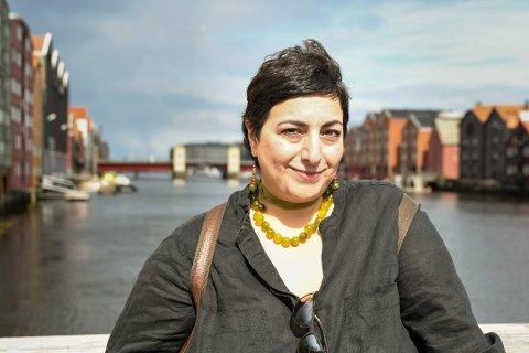Asieh Amini, fribyforfatter i Trondheim