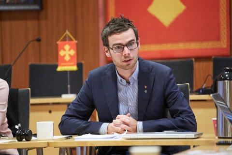 Pål Sverre Fikse (Sp) er ordfører i Verdal.