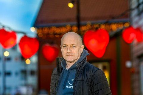 Administrerer TROMSØSIA på Facebook - en lokalhistorisk side for Tromsø.