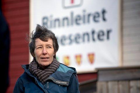 INGEN NYE: Kommuneoverlege Ragnhild Holmberg Aunsmo i Verdal bekrefter mandag formiddag at det ikke er meldt om nye smittetilfeller i kommunen i løpet av helga.